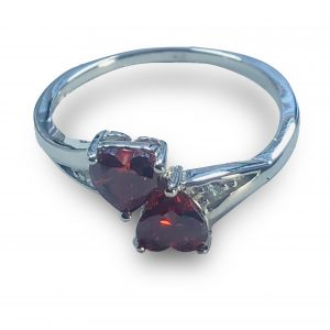 21RL102MJT-Sterling-Silver-Orange-CZ-Heart-Ring-99-2