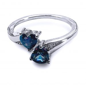 RL86MJT-Sterling-Silver-Double-Heart-Rainbow-Topaz-CZ-Ring-2-1